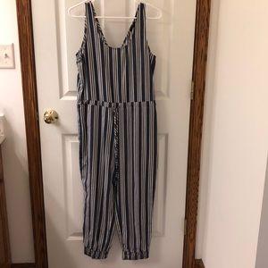 NWT Drew navy blue jumpsuit